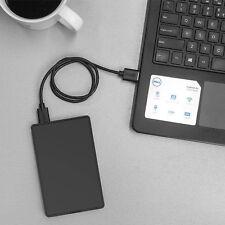 "SSD Hard Case USB 3.0 - 2.5"" External Hard Drive Disk Enclosure - UASP Supported"