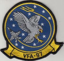 VFA-97 COMMAND CHEST PATCH