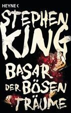 Basar der bösen Träume von Stephen King (2017, Taschenbuch) Buch