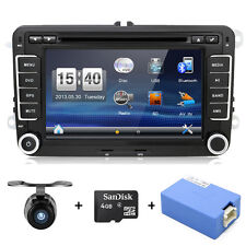 "for VW Jetta Passat Golf 7"" HD Touch Screen Car Stereo GPS DVD Player Radio SD"