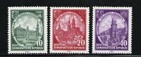 ALEMANIA RDA/EAST GERMANY 1956 MNH SC.291/293 Dresden 75th