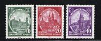ALEMANIA RDA/EAST GERMANY 1956 MNH SC.291/293 Dresden 75th