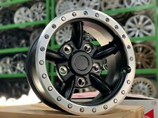 [Free Shipping] New 16x8J Land Rover Defender Spectre Mach Silver Wheel (5 pcs)
