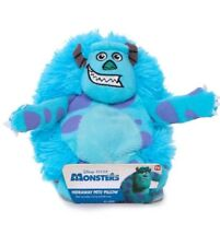 "NEW AS SEEN ON TV DISNEY PIXAR MONSTERS SULLEY 5"" HIDEAWAY PETS PILLOW."