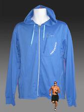 Nuevos Nike Plus +Ventilado Cremallera Completa Corriendo Chaqueta con Capucha
