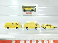 BH81-0,5# 4x Wiking H0/1:87 Post-Modell Volkswagen/VW: 049 etc, NEUW+1x OVP