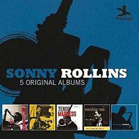 Sonny Rollins - 5 Original Albums [CD]
