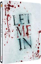 Let Me in Steelbook - UK Very Limited Edition Blu-ray Region B