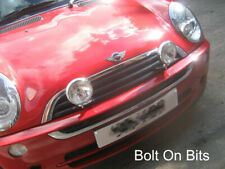 2 Acier Inoxydable Spot Lampe / Kit BMW Mini One / Cooper / S 2001 à 2006