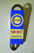 ALLCAR Automotive Serpentine Belt Part # 445K4