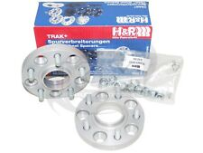 H&R 20mm DRM Series Wheel Spacers (5x114.3/66.2/12x1.25) for Ford/Jaguar/Volvo