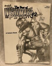 Rare The Best Of Nightmare And Pyscho #2 Gary and Al - A Solson Book