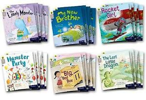 Oxford Reading Tree Story Sparks: Oxford Level 1: Mixed Pack of 6 by Mike...