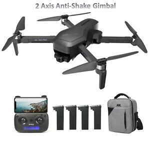 Holy Stone HS470 GPS Drone with 4K Anti-Shake Camera 2 Axis Gimbal RC Quadcopter