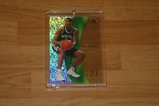 1997-98 EX-2001 -- TIM DUNCAN RC -- ** ROOKIE CARD ** -- RARE -- #75 -- MINT!
