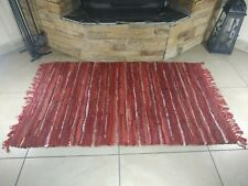 Rustic Fireproof Fireplace Carpet Hearth Fire Resistant Mat Rug Leather Rug