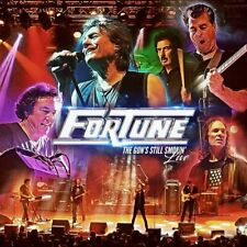 FORTUNE - THE GUN'S STILL SMOKIN' LIVE CD/ DVD ALBUM NEW PHD (8TH AUGUST)
