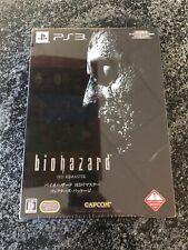 Redident Evil / Biohazard / HD Remaster / Limited Edition / English / Japan