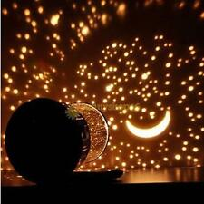 Romantic LED Starry Night Sky Projector Light Lamp kid Gift Star Cosmos Master