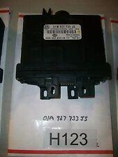 00-05 JETTA GOLF TRANSMISSION COMPUTER TCM TCU  01M927733JS  TESTED OEM#H128+