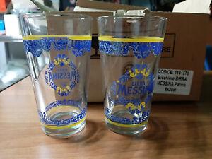 Bicchieri Birra Messina 0,2L