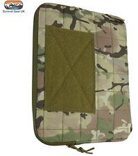 "KOMBAT Tactical 10"" TABLET/IPAD MOLLE caso BTP Mimetico complimenti MTP/MULTICAM"