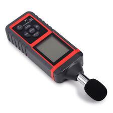Ambient Noise / Audio Volume Sound Decibel Level Test Meter Portable with Pouch
