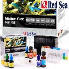 Marine Care Master Test Kit NH3/NH4 | NO3 | NO2 | pH | KH Saltwater Reef Red Sea