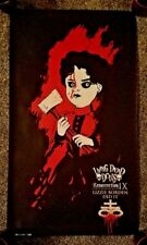 Living Dead Dolls Resurrection IX LIZZIE BORDEN Vinyl Banner Only 9 Made! Mezco