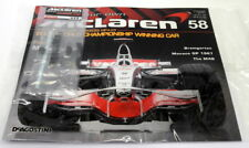 Kyosho Kits 1/8 scale Diecast 058 McLaren MP4-23 F1 Magazine subscription part