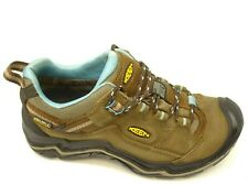 Keen Durand Sz 6.5 Low Leather Waterproof Athletic Hiking Trail Womens Boots