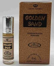 Golden Sand 6ml  Al Rehab Perfume Oil/Attar/Ittar 1bottle