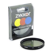 Circular Polarizing CPL C-PL PL-CIR Filter 58 mm 58mm