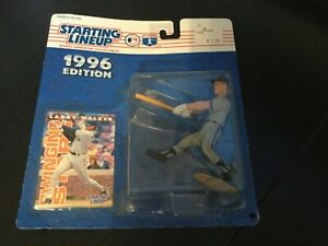 MLB Starting Lineup SLU Larry Walker Action Figure Colorado Rockies 1996 Kenner
