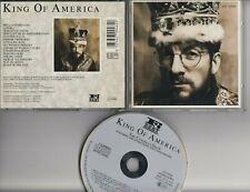 ELVIS COSTELLO King Of America 1986 CD F-BEAT ZD 70946 W GERMANY NO IFPI RARE
