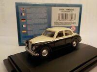 Model Car, MG ZB, Blue,Cream, 1/76 New