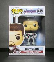 Tony Stark 449 Funko Pop 36660 Marvel Avengers Endgame - Iron Man