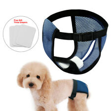 Mesh Dog Physiological Pants Sanitary Diaper Adjustable Safety Pants Underwear