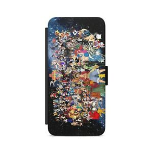 Anime All Characters  Flip Wallet Phone Case