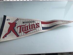 Minnesota Twins Pennant
