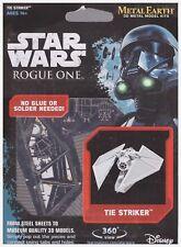 Metal Earth Steel Model Kit - Star Wars Rogue One Tie Striker