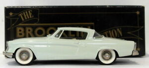 Brooklin 1/43 Scale BRK32 001A  - 1953 Studebaker Commander Coupe - Pale Green