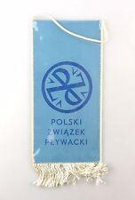 #e6427 Original Old Pennant Polski zwiazek plywacki Poland