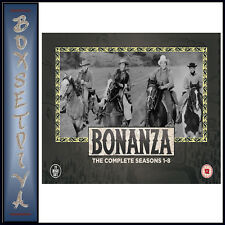 BONANZA - COMPLETE SERIES 1 2 3 4 5 6 7 & 8 BOXSET RE-DIGITALIZED*BRAND NEW DVD*