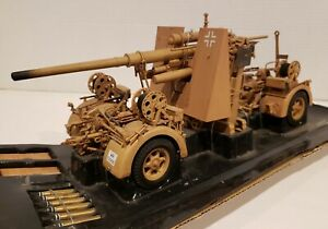 1/18 Ultimate Soldier XD  Flak 88 Anti-Aircraft Tank Gun 21st Century Toys