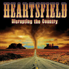 Heartsfield: Disrupting the Country - Rock Music CD Album - NEW & MINT