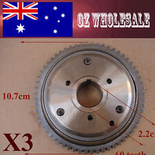 3X Starter Clutch Flywheel Magneto GY6 125cc 150cc 250cc ATV QUAD BIKE Dirt Pit