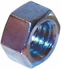 """STEEL HEX NUTS-UNC IMPERIAL ZINC PLATED 7/16"""" QTY x 25"""