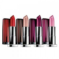 MAYBELLINE COLORSENSATIONAL LIP COLOR LIPSTICK PLEASE SELECT SHADE FROM MENU