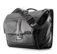 "Peak Design The Everyday Messenger Bag v2 15"" Charcoal. Premium Camera Case"